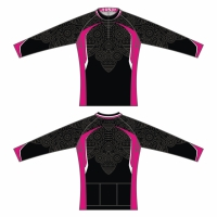 Jersey53 Cycling Jersey Crone LS 01